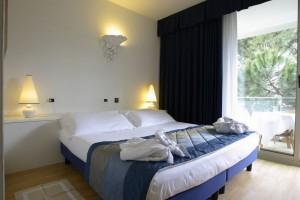 Camera Hotel Luxor a Rimini